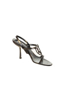 Christian DiorLogo Heels in Black- irvrsbl