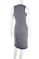 Christian DiorMonogram Print Dress- irvrsbl