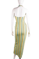 MissoniZig Zag Dress- irvrsbl
