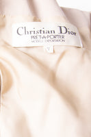 Christian Dior Lace Up Dress - irvrsbl