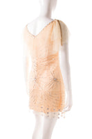 John GallianoSequin Beaded Dress- irvrsbl