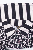 FendiMonogram Polo Top- irvrsbl