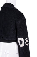 Dolce and Gabbana Embroidered Logo Jacket - irvrsbl