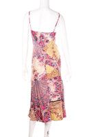 Comme Des GarconsPaisley Patchwork Slip Dress- irvrsbl