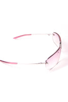 Christian DiorAdiorable Pink Ombre Sunglasses- irvrsbl