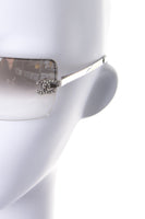 4092 B Crystal Sunglasses