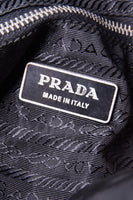 Prada Black Nylon Bag - irvrsbl