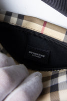 BurberryMini Nova Check Bag- irvrsbl