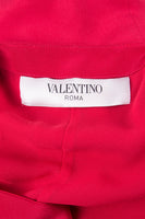 Valentino Red Gown - irvrsbl