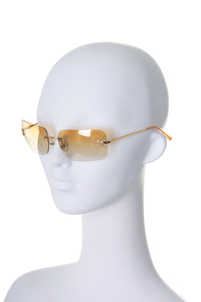 CC Crystal Sunglasses
