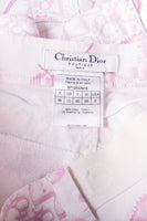 Christian DiorMonogram Printed Skirt- irvrsbl