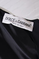 Dolce and GabbanaFloral Crop Top- irvrsbl