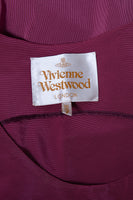 Vivienne Westwood Draped Gold Label Dress - irvrsbl