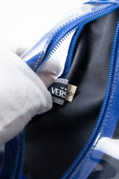 VersaceClear Backpack- irvrsbl