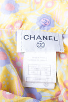 Chanel03S Floral Printed Top- irvrsbl