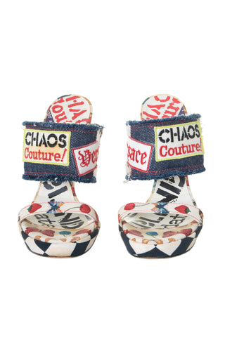 Chaos Couture Heels 37