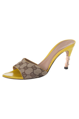 Tom Ford Era Monogram Heel 35