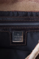 Fendi Calf Hair Baguette - irvrsbl