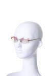 Pink Ombre CC Sunglasses