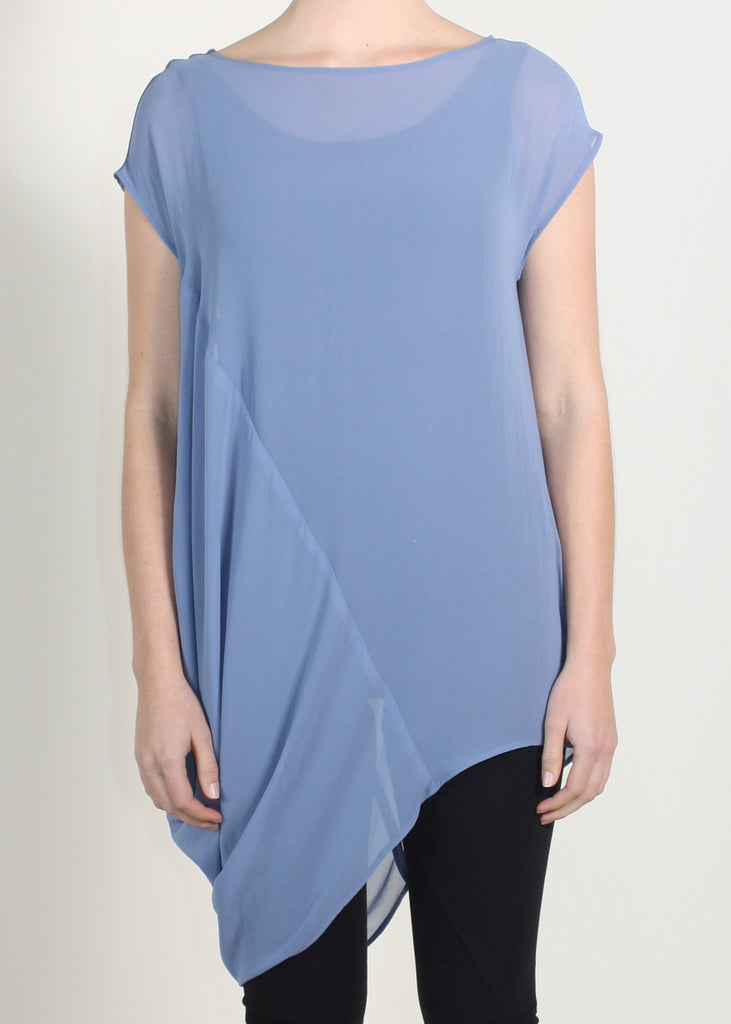 STRATA TUNIC - Fashion Depot Tops - Fashion Depot, Repertoire - Fashion Depot