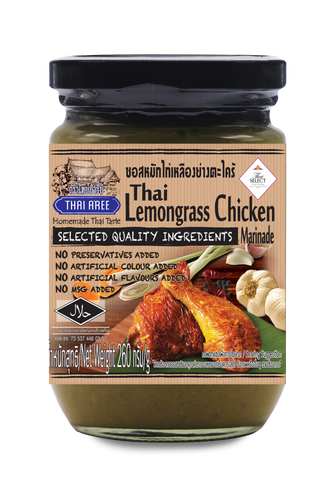 Thai Lemongrass Chicken Marinade