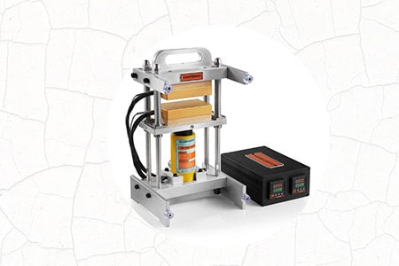 Complete Rosin Press