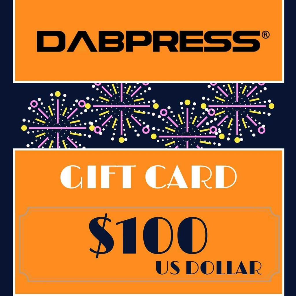 Dabpress Gift Card