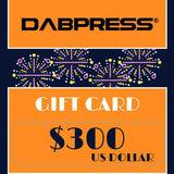 Dab Press Gift Card