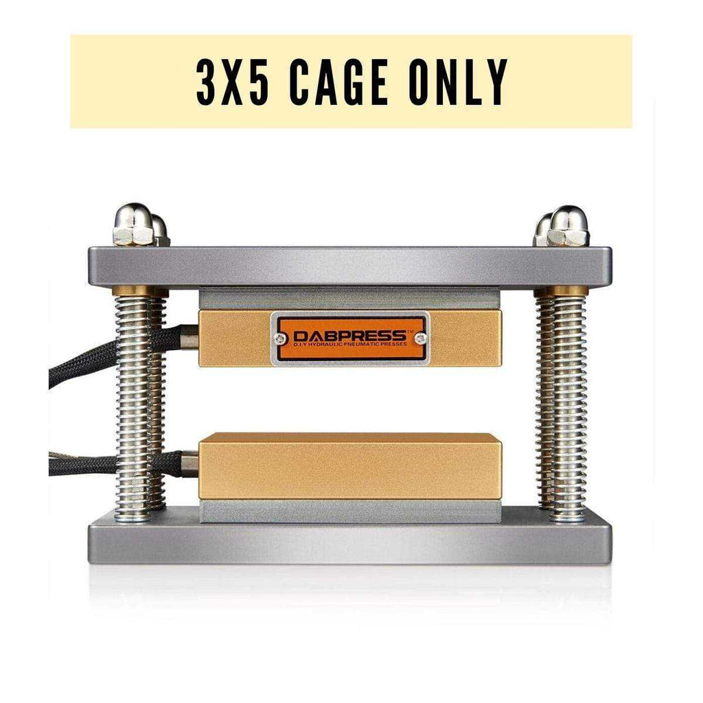 Rosin Press Frame - Rosin Cage only