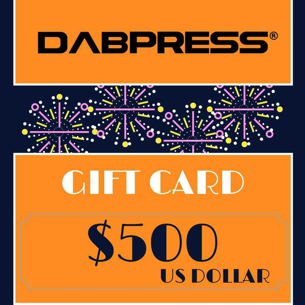 Rosin Press  Gift Card