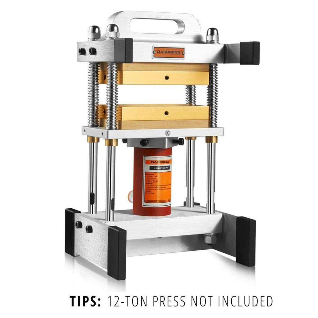 Wax Pressing Machine - Best Cheap Industrial Rosin Heat Press