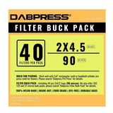 Filter Bulk Pack - Best Cheap Rosin Filter Bags in 2020