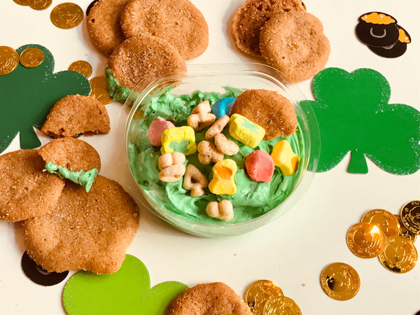 St. Patricks Day Snackpack & Dessert Option