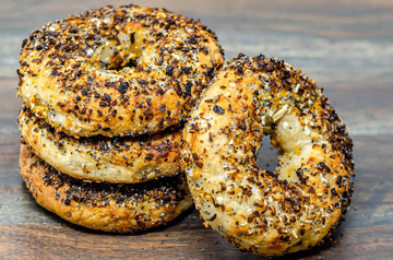 Everything Bagel (3 Packs of 4)
