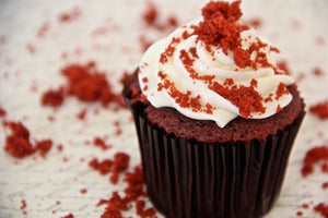 Why Sweetly Chique's Red Velvet Cupcakes are the BEST!
