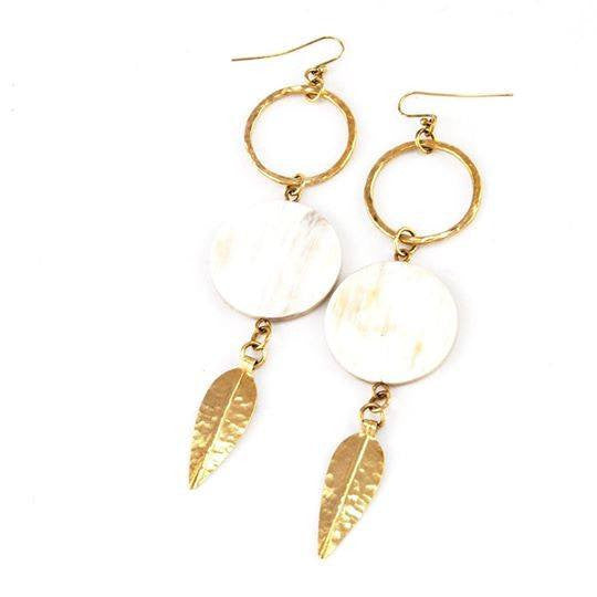 cloud dancer beads earrings dp jewellery traditional golden color tassel handcrafted artificial wowtrendy and handmade