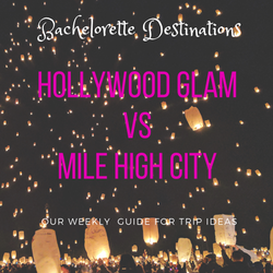 Hollywood Glam vs. Mile High City