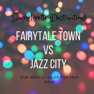 Fairytale Town vs. Jazz City