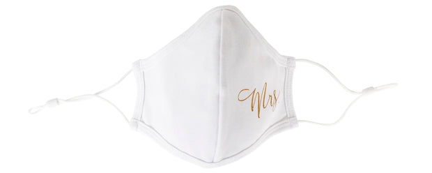 Adjustable Face Masks for Weddings, Bachelorette Parties, and Bridal Showers 1