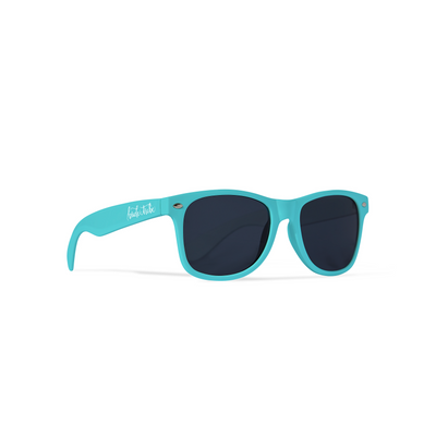 Turquoise Bride Tribe Sunglasses