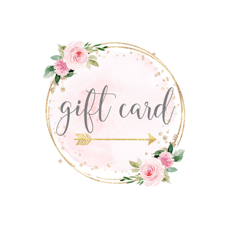 Samantha Margaret Gift Card