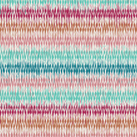 Looming Love Gem cotton woven quilting fabric by Art Gallery Fabrics