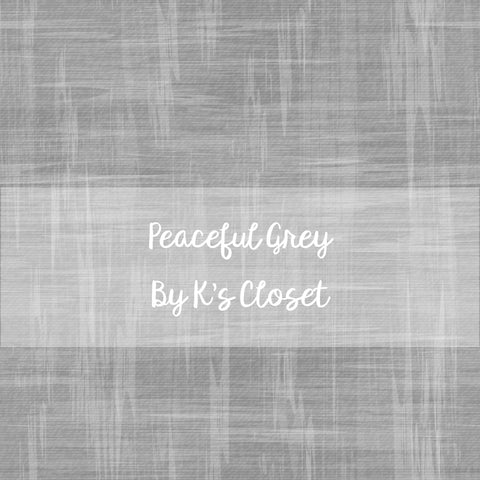 Peaceful Grey (slightly off in color, see notes), fabric by the yard, retail