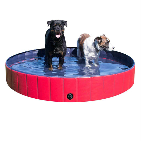 Foldable Dog Pet Bath Pool,Collapsible Dog Pet Pool Bathing Tub for Dogs or Cats