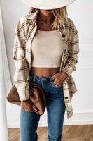Oversized Flannel Shacket