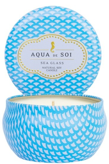 Sea Glass Soy Candle