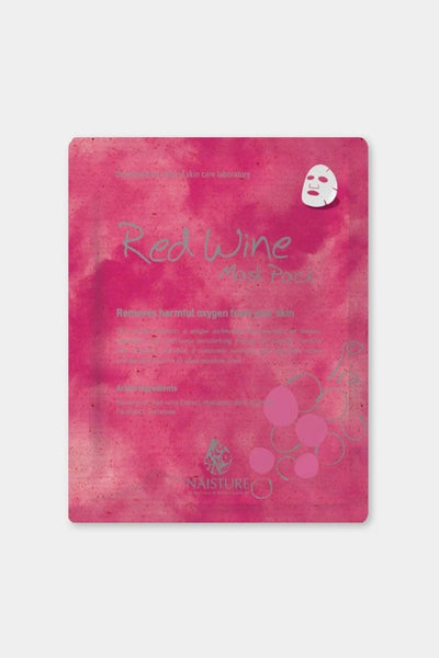 Red Wine Sheet Mask