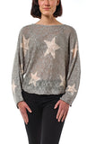 Lightweight Star Sweater