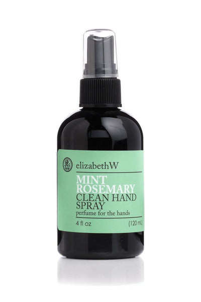 Mint Rosemary 4oz Hand Spray