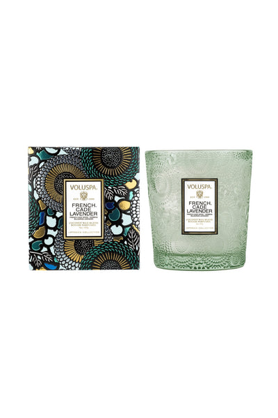 French Cade Lavender Classic Candle